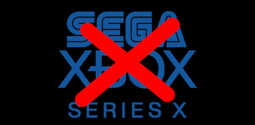 Apparently the new Xbox will not be branded the SEGA Series X in Japan