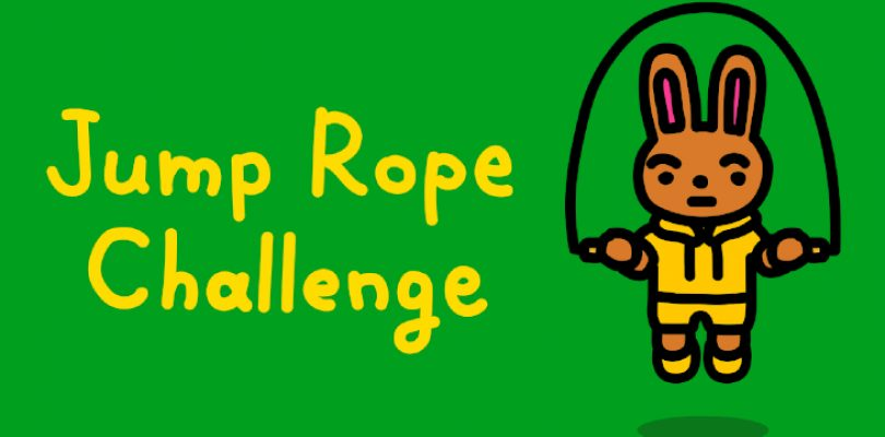 Nintendo just released a free 'skipping rope' game to keep you fit