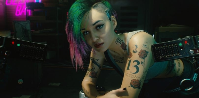Cyberpunk 2077's Night City Wire shows Braindancing and the Badlands