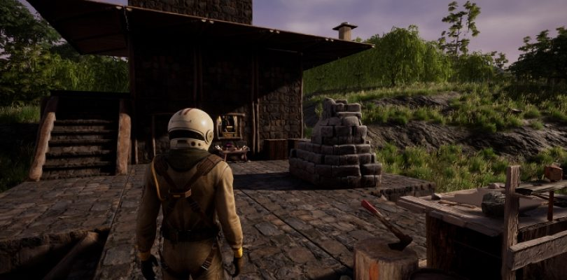 Dean Hall's next survival game is pretty different from DayZ