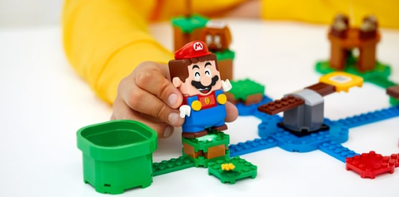 That Super Mario LEGO range is here in September and will take all your coins