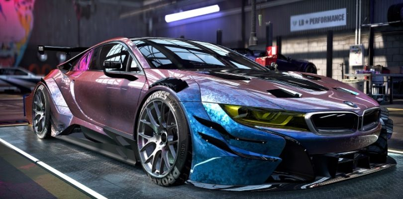 Need for Speed Heat is EA's first cross-play game