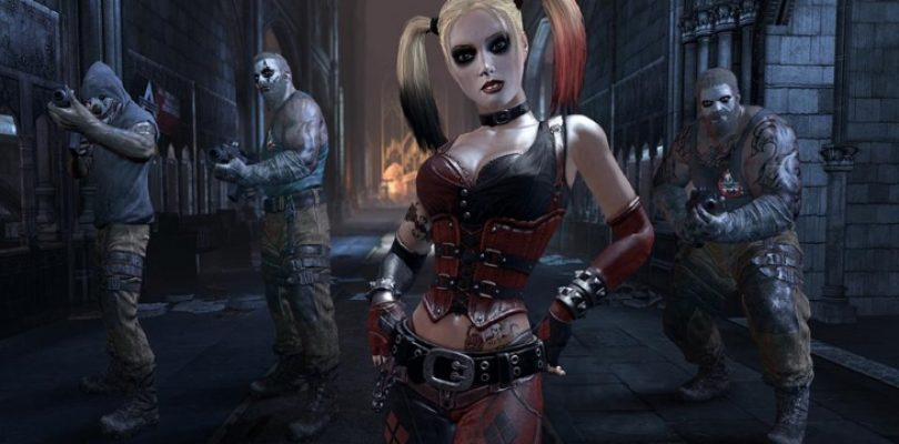 Rocksteady is making a Suicide Squad game