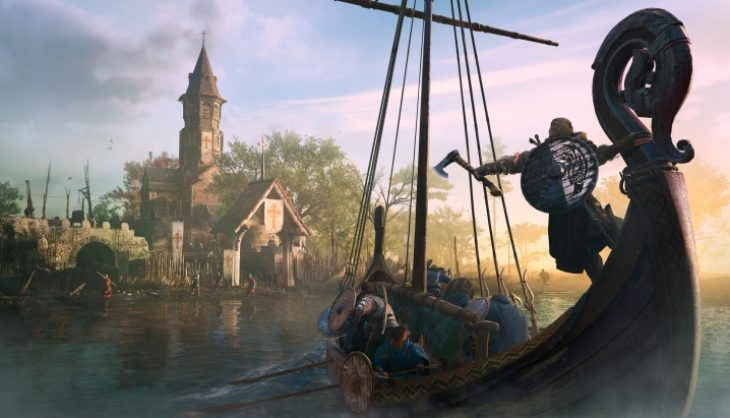 Assassin's Creed Valhalla hands-on: Pastoral pleasures