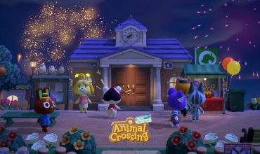 AC:NH update brings fireworks and (limited) cloud saves