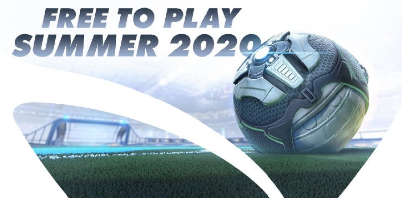 Rocket League will become a free-to-play game later this year