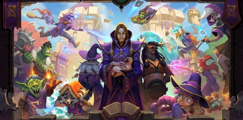 Hearthstone interview with Alec Dawson and Ben Lee about Scholomance Academy