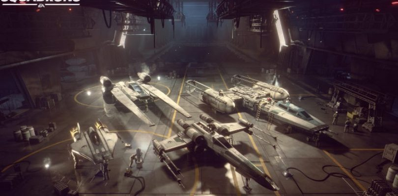 EA provides more info about Star Wars Squadrons' Starfighters