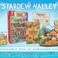 Stardew Valley is getting a delightful-looking physical collector's editions