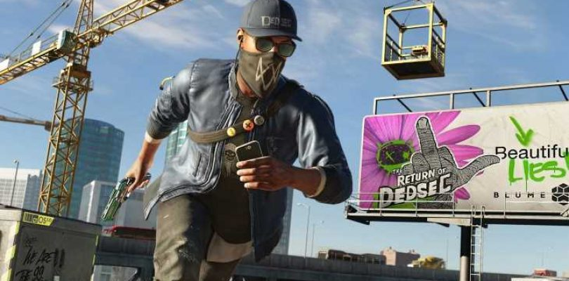 Watch Ubisoft Forward on the weekend and get Watch Dogs 2 for free