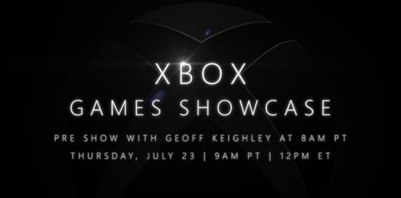 Reminder: Xbox Series X Showcase is happening tonight