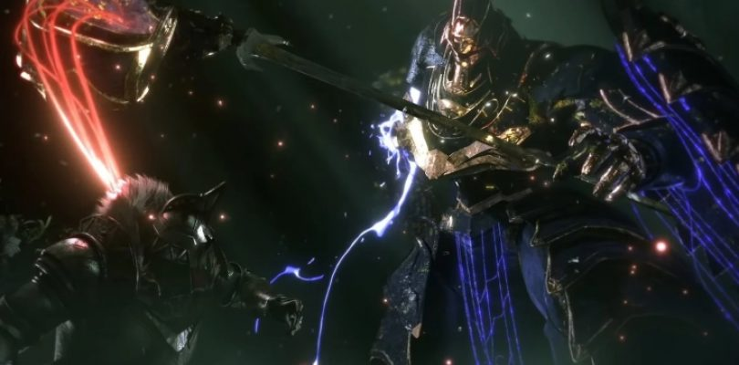 Remember Babylon's Fall? PlatinumGames says with WFH it 'is continuing to progress well'
