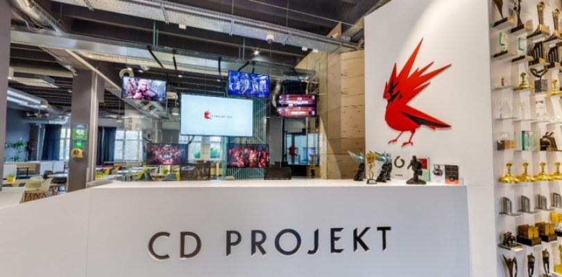 Visit CD Projekt Red with Google Maps