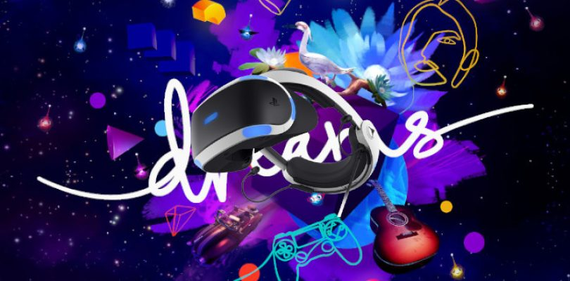 Interview with Mark Healey, creative director at Media Molecule, about Dreams VR