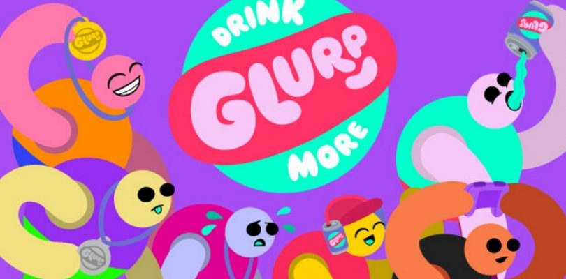 Drink More Glurp looks like the silly local multiplayer fun we all need right now