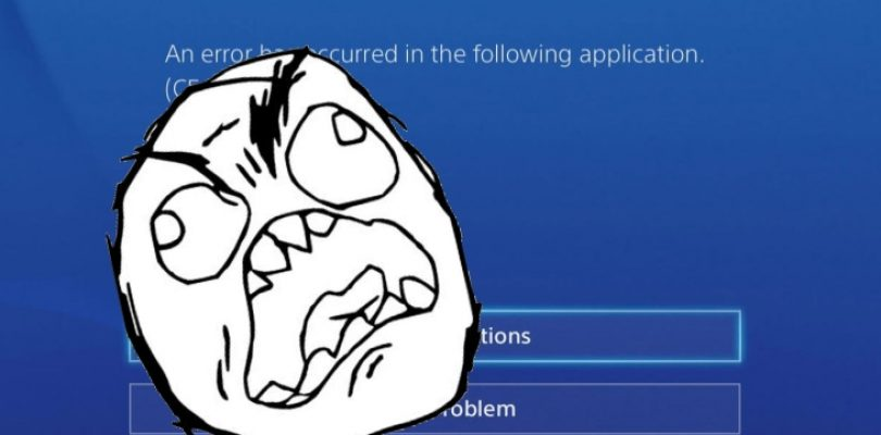 Opinion: I hate how unhelpful most error messages are