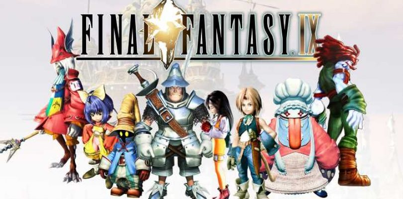 Happy 20th Birthday to Final Fantasy IX, the PS1 swansong