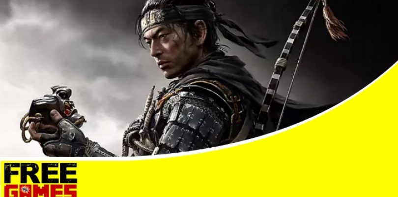 Free Games Vrydag: Ghost of Tsushima (PS4)