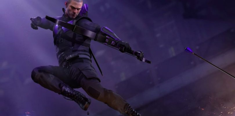 Hawkeye to join Marvel's Avengers after launch