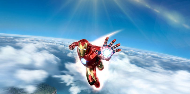 Review: Marvel's Iron Man VR (PSVR)