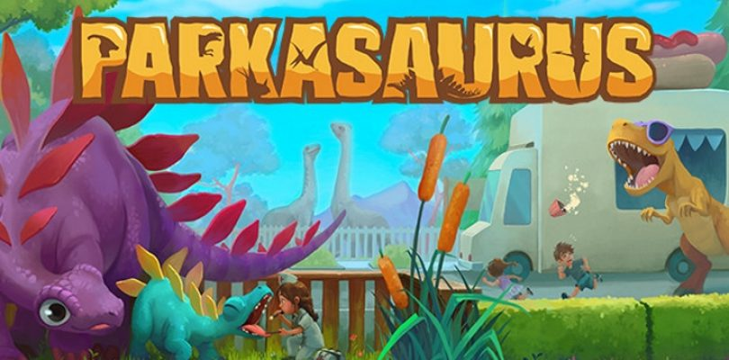 Parkasaurus leaves early access next month
