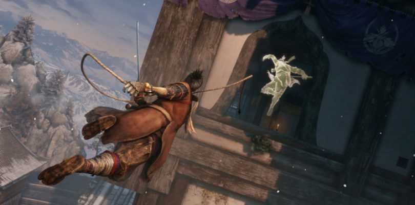 Sekiro: Shadows Die Twice getting some free content in October