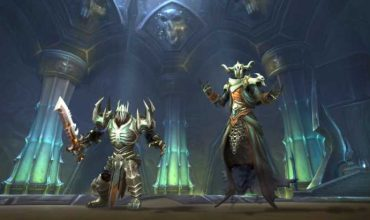 World of Warcraft Shadowlands drops keys and time limit for Torghast