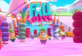 Fall Guys to receive its first (big) update today