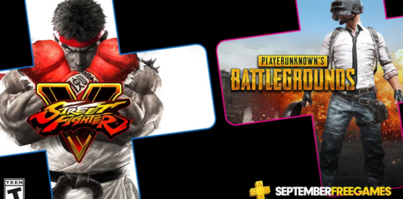 September PS Plus lineup takes a hadouken in the teeth