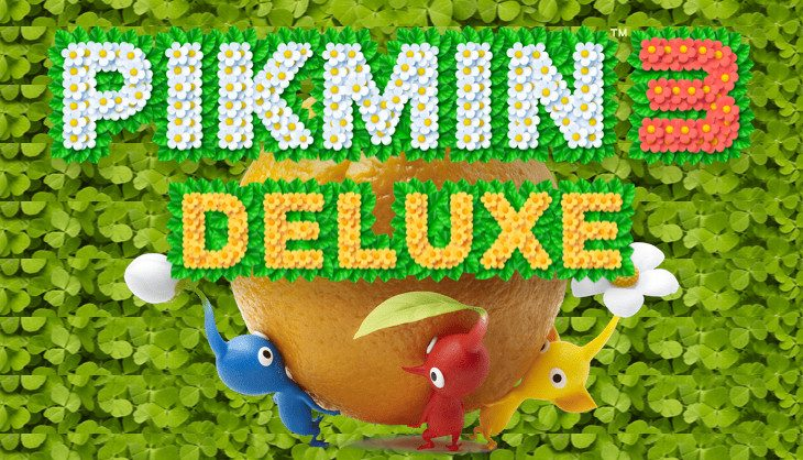 Nintendo just sneakily announced Pikmin 3 Deluxe coming to Switch