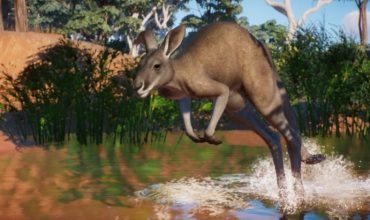 Planet Zoo is getting an Australia DLC that puts new animals outback