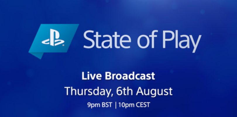 ICYMI: PlayStation State of Play Stream to be held this Thursday