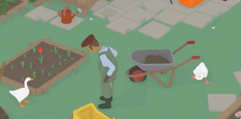 Untitled Goose Game will soon have you taunting in twos