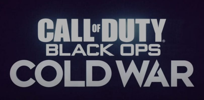 Call of Duty: Black Ops Cold War will get its big reveal on August 26