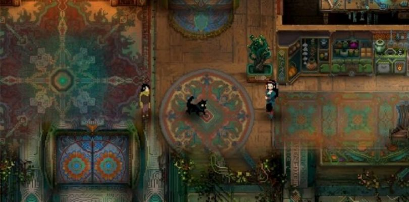 Get cute pets in Children of Morta and support a charity with Paws and Claws DLC
