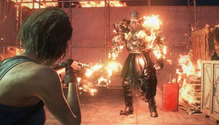 Resident Evil 3 remake's sales were sharply down after success of the first two