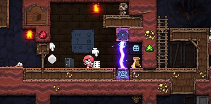 Spelunky 2 has branching paths and rideable turkeys