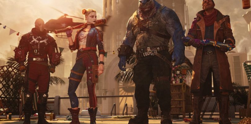 Suicide Squad Game revealed during DC Fandome
