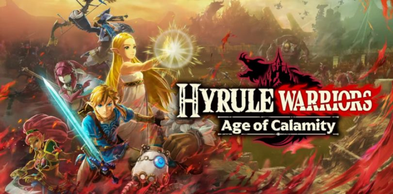 Nintendo announces a new Hyrule Warriors for a November release