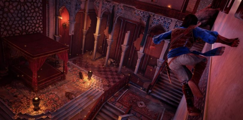 Prince of Persia Sands of Time remake interview
