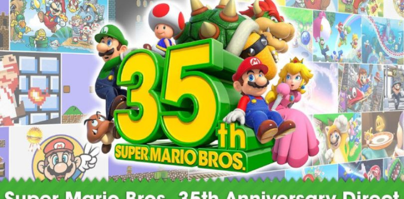 Super Mario Bros. 35th Anniversary Direct dazzles with several announcements