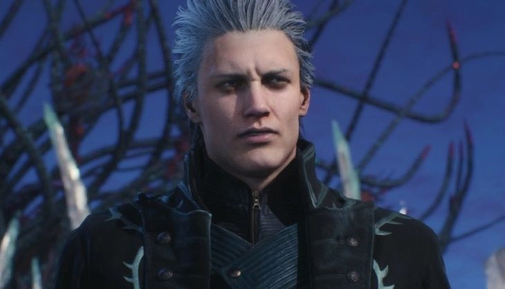 Vergil DLC is finally heading to Devil May Cry 5
