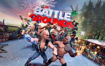 Review: WWE 2K Battlegrounds (PS4)
