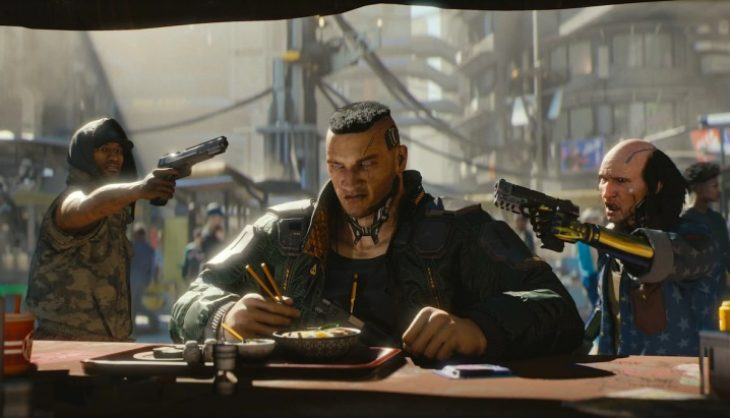 Cyberpunk 2077 is coming back to the PlayStation Store with a caveat