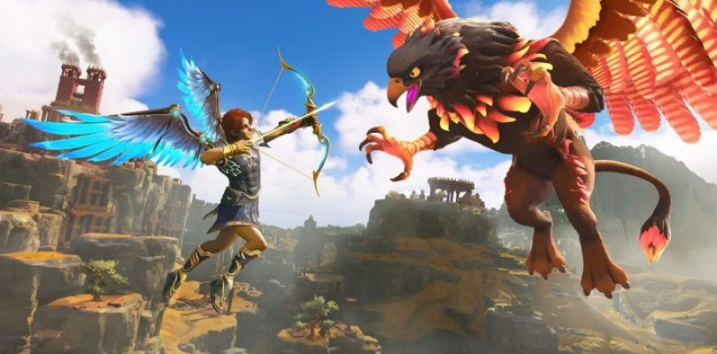 The first DLC for Immortals Fenyx Rising launches today