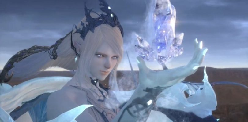 Final Fantasy 16 gets a trailer with some flashy combat