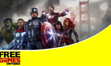 Free Games Vrydag: Marvel Avengers (PS4/Xbox One)
