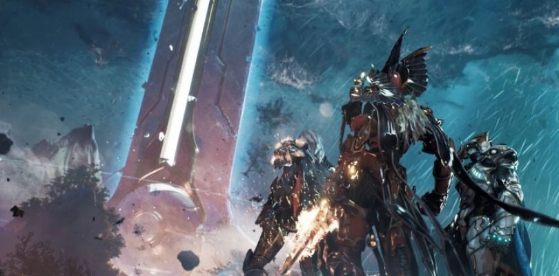 Godfall's combat trailer invites you to slay with your friends