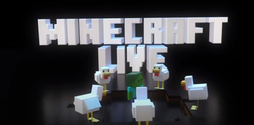 Minecraft Live is coming in October to answer all your blocky questions