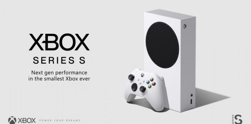 Xbox Series S is finally revealed after price leak